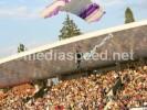 Ljudski vrt :: Padalci LCM smo prinesli žogo na novi Ljudski vrt
